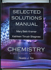 Selected Solutions Manual by Kramer, Shaginaw, Tro EX