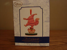 DISNEY Sketchbook CHESHIRE CAT Christmas Holiday Ornament LE 1000 *NEW*