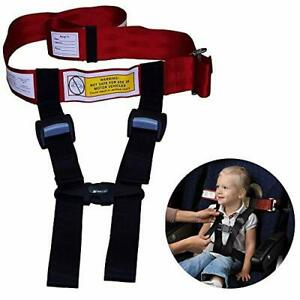 Child Airplane Safety Travel Harness - The Safety Restraint System Will Prote...
