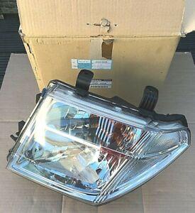 Nissan Navara LH Headlight - 26060EB30B **Genuine New Nissan part**