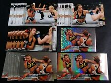 (51x) CLAUDIA GADELHA TOPPS UFC LOT * 2015 Chronicles / Champions / 2018 Chrome