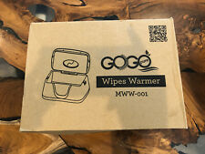 Gogo Pure Wipes Warmer Baby Wipes Warmer with Night Light-Open Box