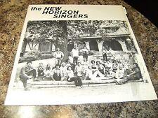New Horizon Singers - Private 70s Xian Rock Folk MN Vinyl Record  EX/ EX  G877