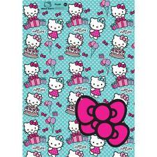 """Hello Kitty 'palloncini, torte """"CARTA DA REGALO (carta da regalo) & Etichette – 237238"""