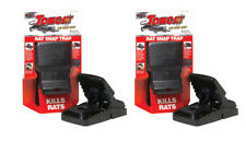 New! Tomcat Small Rat Trap Snap Bait Station 0361710 2-Pack!