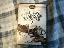 New ListingThe Texas Chainsaw Massacre 2 Gruesome Edition Dvd