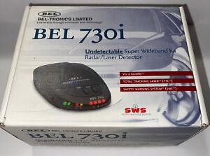 BEL 730i Super Wideband Ka Undetectable With Integrated Radar / Laser Detector