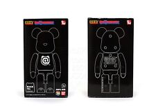 Medicom Toy & BANDAI Bearbrick 200% CHOGOKIN BLACK VERSION Chogokin