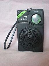VANICA Transistor Radio Radiolina AM da stadio Vintage d'epoca Portable British