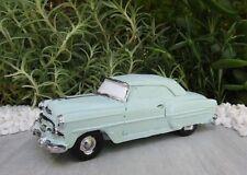 Miniature Dollhouse FAIRY GARDEN ~ Mini Retro ROUTE 66 '53 Chevy Bel Air Car NEW