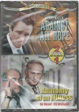 Against All Hope Anatomy of an Illness DVD Double Feature Ed Asner New