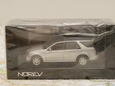 NOREV CADILLAC SRX 4x4  ART.910005 SILVER NEW AND SEALED  DIE-CAST 1:43