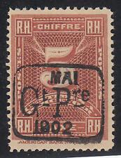 Haiti - 1902 - SC J6 - NG