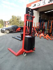 Semi Electric Pallet Stacker, Straddle ,1000kg/3m, Best Value, Our Factory!!