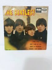 The beatles i feel fine only cover solo caratula spain odeon EP