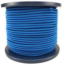 6mm Royal Blue Elastic Bungee Rope x 30 Metres Shock Cord Tie Down