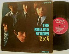 MONO Rolling Stones 12 x 5 LP  US 1A1A 1965
