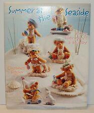 Cherished Teddies Summer At The Seaside Display Backer