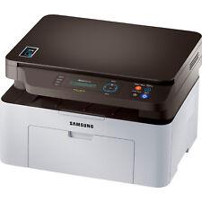 SAMSUNG SL-M2070W, 3-in-1 Monolaser-Multifunktionsdrucker, Grau