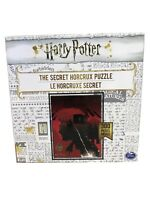 NEW, Harry Potter The Secret Horcrux 300 Piece Jigsaw Puzzle - SPIN MASTER