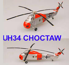 Easy Model 1/72 German Navy UH-34 CHOCTAW Helicopter Plastic Model #37014