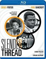 Slender Thread With Sidney Poitier Blu-ray Region 1 887090042802