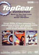 Top Gear Box Set (DVD, 2006, 3-Disc Set, Box Set)