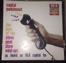 Steve Penk Capital Punishment Volume 1 The Best Of The wind up calls CD