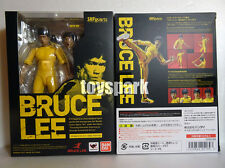 Bandai S.H.Figuarts The Game of Death BRUCE LEE Yellow Track Suit action figure