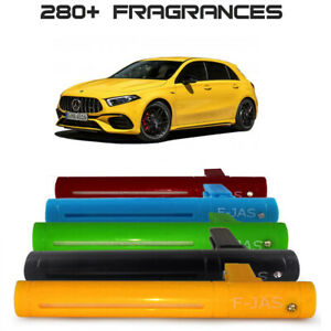 Car Freshener Vent Clip with 10ml Refill, 5 Colours for Mercedes A Class AMG