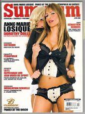 Anne Marie Losique , Dorothy Dolls , Summum Magazine , June 2008