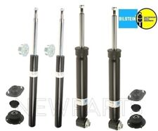 BMW E30 3-Series Rear Shocks & Front Struts Mounts Cover Cap Suspension Kit OEM
