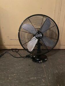 Vintage Ventilator antik Breeze um 1950 Lüfter