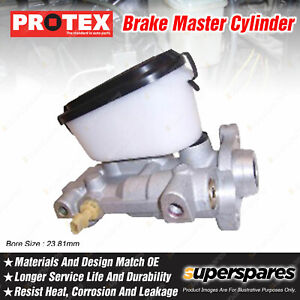 Protex Brake Master Cylinder for Holden Calais VK Sunbird UC Torana SL UC