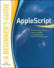 Hart-Davis, Guy, AppleScript: A Beginner's Guide, Very Good Book