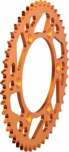 MOOSE RACING 1211-0671 Aluminum Rear Sprocket 1996 Husaberg FC350