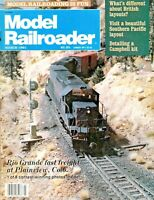 Model Railroader Magazine - March 1991