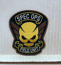 "Resident Evil: Op Raccoon City SPEC OPS FIELD UNIT Logo 3.5"" Patch (REPA-114)"