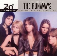 The Runaways - 20th Century Masters: Millennium Collection [New CD] Rmst