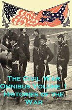 Civil War Omnibus V1 - Histories of the Civil War 8 CDs Illustrations - B251-258