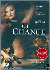 La chance (1994) DVD NUOVO SIGILLATO Vincent Ricotta Franco Citti Jemma Redgrave