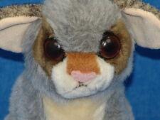 Lifelike Gray Bush Baby Plush Stuffed Animal Australian Outback Marsupial Toy