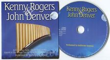 [BEE GEES COVER] GUILLERMO SANCHEZ ~ ROGERS & DENVER ~ 2001 DANISH 15-TRACK CD