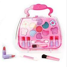 Makeup Beauty Set for Little Girls   Princess Pocketbook with Makeup & hair clip