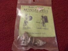 Archive Miniatures #2030 Grimps / Alien Mutants sealed original packaging