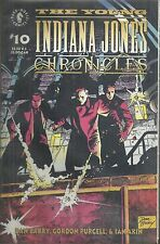 The Young INDIANA JONES - CHRONICLES N° 10 (albo ORIGINALE Americano)