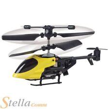 MÁS PEQUEÑO MUNDO RC 9cm Helicóptero Canal 2 Mando Distancia Mini Helicóptero