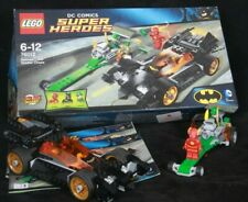 LEGO SUPER HEROES 76012 Batman The Riddler Chase Complete with instructions +box