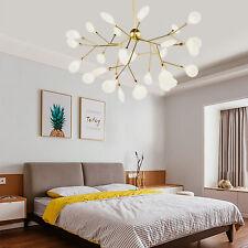 110V Sputnik Firefly Pendant Lamp Led Ceiling Light w/ 27 lights Fashion Style
