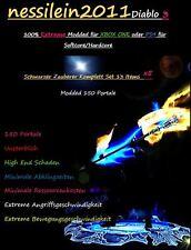 NEW!!! DIABLO 3 ROS ps4/XBOX ONE-mago portali 150 100% immortale-EXTREME